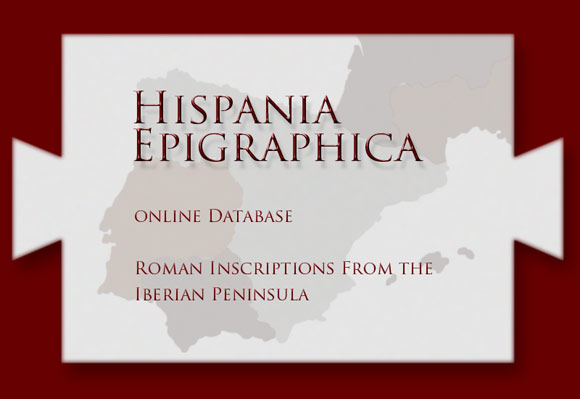 Hispania Epigraphica Online Database
